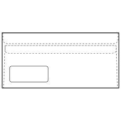 Kuverte ABT-PL latex 80g pk1000 Fornax