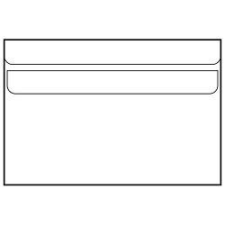 Kuverte B6-BB latex 75g pk1000 Fornax
