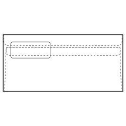 Kuverte ABT-PLg strip 80g pk1000 Fornax