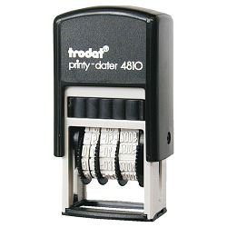 Printy-Datumar H-3,8mm Trodat 4810