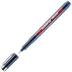 Flomaster za tehničko crtanje profipen 0,1mm Edding 1800 plavi