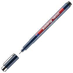 Flomaster za tehničko crtanje profipen 0,3mm Edding 1800 crni