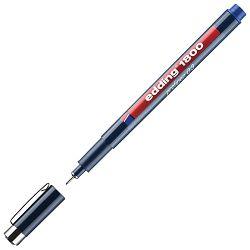 Flomaster za tehničko crtanje profipen 0,3mm Edding 1800 plavi