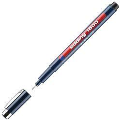 Flomaster za tehničko crtanje profipen 0,5mm Edding 1800 crni