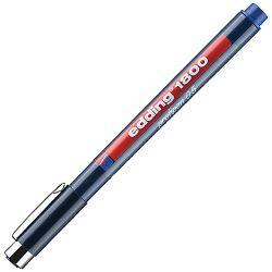 Flomaster za tehničko crtanje profipen 0,5mm Edding 1800 plavi