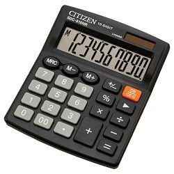 Kalkulator komercijalni 10mjesta Citizen SDC-810NR crni blister