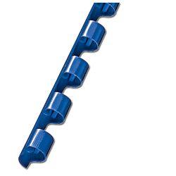 Spirala plastična fi- 8mm pk100 Fornax plava
