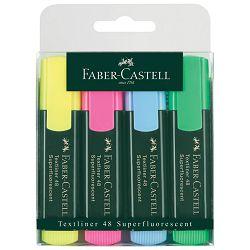 Signir 1-5mm 48 pvc etui Faber Castell 154804 4boje blister