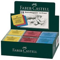 Gumica Art Faber Castell 127321 sort boje