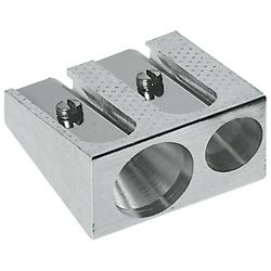 Šiljilo metalno 2rupe Faber Castell 583400