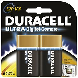 Baterija litij foto 3V Ultra M3 pk2 Duracell 123 blister
