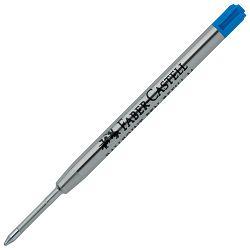 Uložak za olovku kemijsku 0,8mm (ala Parker) Faber Castell 148741 plavi