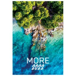 "Kalendar ""More 2022"" 13 listova, spirala"