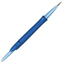 Kist za vodene boje  2 Clic&Go Faber Castell plavi!!