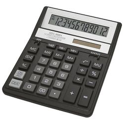 Kalkulator komercijalni 12mjesta Citizen SDC-888X crni blister
