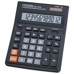 Kalkulator komercijalni 12mjesta Citizen SDC-444S crni blister