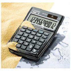 Kalkulator komercijalni 12mjesta Citizen WR-3000 crni blister!!
