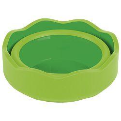 Čaša za tempere Clic&Go Faber Castell svijetlo zelena blister