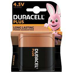 Baterija alkalna 4,5V Plus Duracell 3LR12 blister