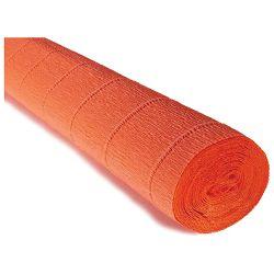 Papir krep 180g 50x250cm Cartotecnica Rossi 581 narančasti