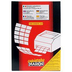 Etikete ILK  38,1x21,2mm pk100L Markin 210A400Z
