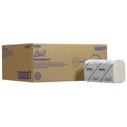 Ručnik papirnati složivi 21,7x21cm dvoslojni pk15x274L Kimberly Clark 6689 bijeli