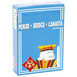Karte igraće Remi-Bridge-Canasta 1/112