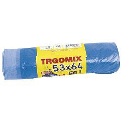 Vreća za smeće  40L 53x64cm(vrpca) HD pk15 Trgomix