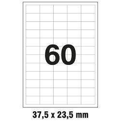 Etikete ILK  37,5x23,5mm pk100L Markin 210A402