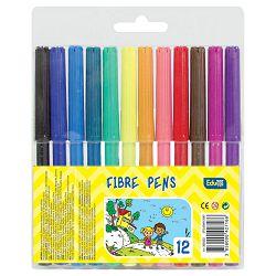 Flomaster školski  12boja Color Educa blister