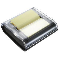 """Stalak i blok samoljepljiv """"Z"""" 75x75mm Global Notes 5643-01 crni"""