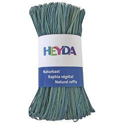 Rafija prirodna 50g Heyda 20-48877 86 plava