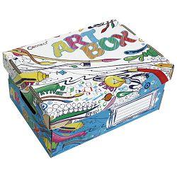 Kutija kartonska za pribor za likovni Connect