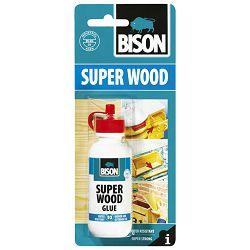 Ljepilo za drvo  75g Superwood Bison 1539029 blister