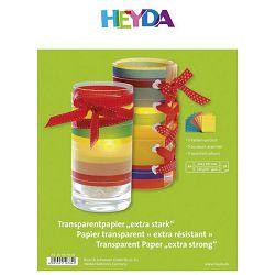 Papir-paus A4 115g pk10 Heyda 20-48754 10 sortirano