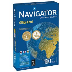Papir ILK Navigator A3 160g Office Card pk250 Soporcel