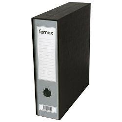 Registrator A4 široki u kutiji Prestige Fornax 402339 (13466) metalik srebrni
