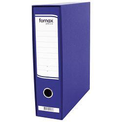 Registrator A4 široki u kutiji Office Fornax plavi