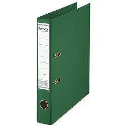 Registrator A4 uski samostojeći Premium Fornax 15718 tamno zeleni!!