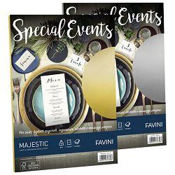 Papir ILK Special Events A4 120g pk20 Favini srebrni