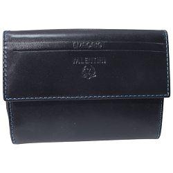 Novčanik kožni ženski Emporio Valentini 563208 plavi!!