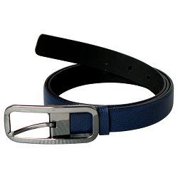 Remen ženski širina 2,5cm Ranieri 0596/3 tamno plavi
