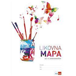 Mapa likovna + kolaž III-IV razred Profil-Klett!!