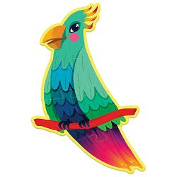 Igračka puzzle XL(3 komada-tropske ptice) Avenue Mandarine Clairefontaine PU011O!!