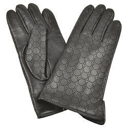 Rukavice kožne ženske Galko 71-0073-R01 crne XL