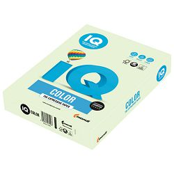 Papir ILK IQ Pastel A4 160g pk250 Mondi GN27 svijetlo zeleni