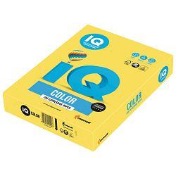 Papir ILK IQ Intenziv A4 160g pk250 Mondi CY39 kanarinski žuti