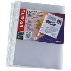 Fascikl uložni A4  90my pp sjajni Copy Safe pk50 Esselte 395097500