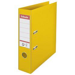 Registrator A4 široki samostojeći Esselte 811310 žuti