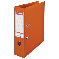 Registrator A4 široki samostojeći Esselte 811340 narančasti